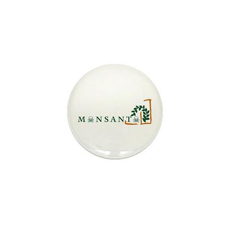 Monsanto Mini Button (10 pack)