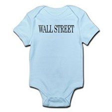 Wall Street Infant Bodysuit