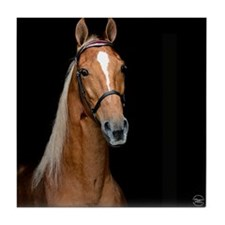 Sorrel Horse Tile Coaster