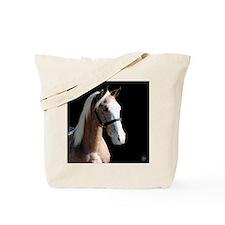 Red Roan Dun Horse Tote Bag