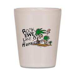 Rock Ewe Shot Glass