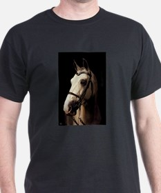 Champagne Horse T-Shirt