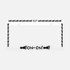 Phoenix Hump D'Hash License Plate Holder