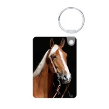 Chestnut Horse Keychains