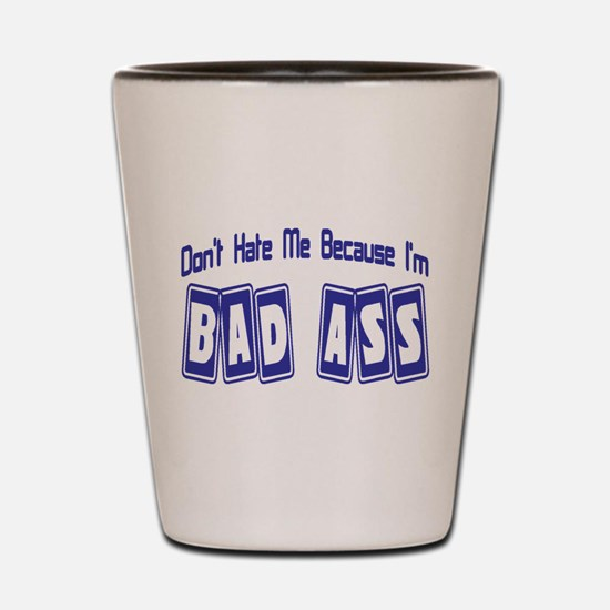 Bad Ass Shot Glass