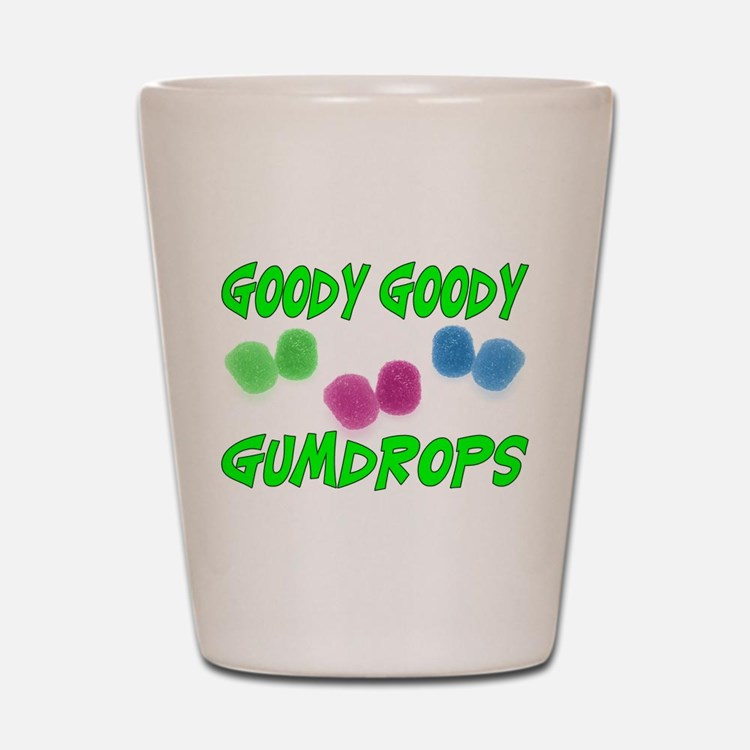 Goody Gumdrops Shot Glass
