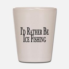 Rather Ice Fish Shot Glass