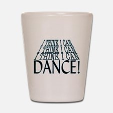 I Can Dance Shot Glass