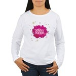 Savvy Auntie Women's Long Sleeve T-Shirt