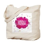Savvy Auntie Tote Bag