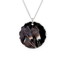 Mule Twosome Necklace