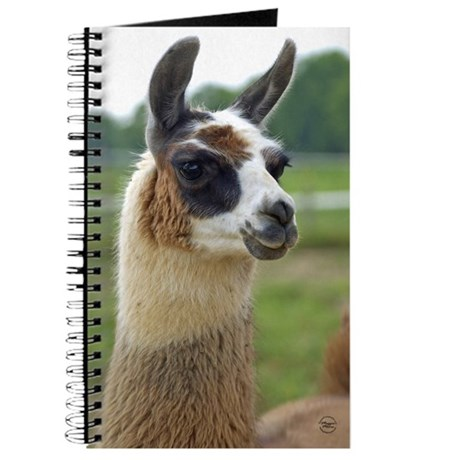 Spotted Llama Journal