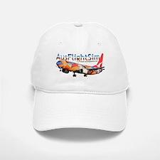 AusFlightSim Baseball Baseball Cap