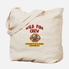 Sweetwater Wild Fire Crew Tote Bag