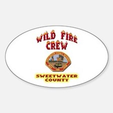 Sweetwater Wild Fire Crew Decal