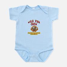Sweetwater Wild Fire Crew Infant Bodysuit