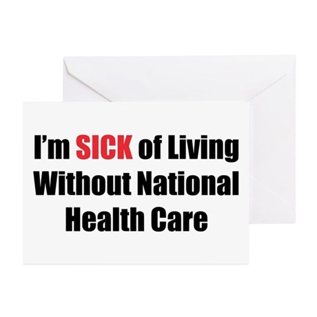 National Health Care Greeting Cards (Pk of 10)