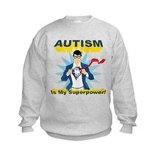 Unique Autism awareness Sweatshirt