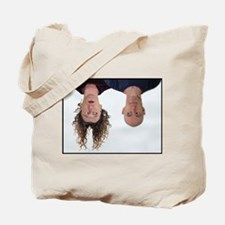 Cute Upside down Tote Bag