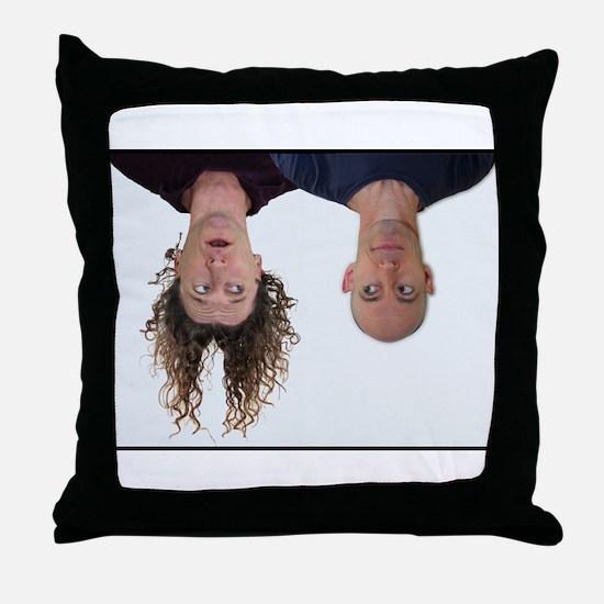 Unique Collins Throw Pillow
