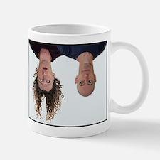 upsidedown3 Mugs