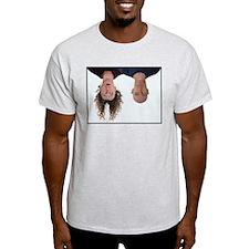 Cute Upside down T-Shirt