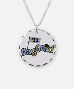 Color Guard Grad Necklace