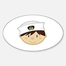 Little Navy Sailor Decal