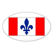 French Canadian Decal