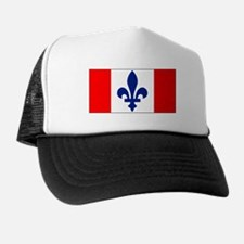 French Canadian Trucker Hat