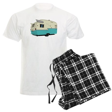 Vintage Shasta Men's Light Pajamas