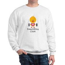Powerlifting Chick Sweater