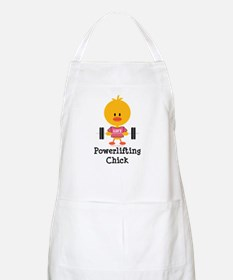 Powerlifting Chick Apron