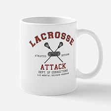 Lacrosse Attack Mug