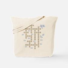 Cruise Word Game Tote Bag
