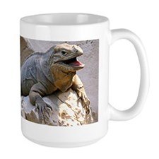 Rhino Iguana Mug