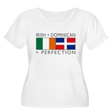 Irish Dominican heritage flag T-Shirt