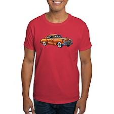 Hard Top Two Door Classic Car T-Shirt