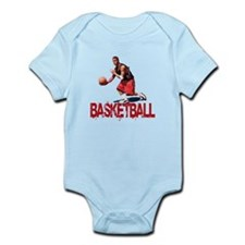 Streetball Dribble Infant Bodysuit