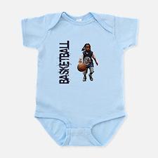 Youth Basketball Infant Bodysuit