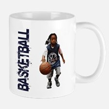 Youth Basketball Mug