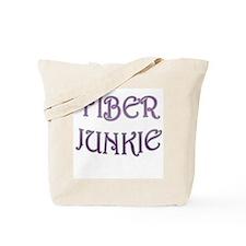 Fiber Junkie Tote Bag