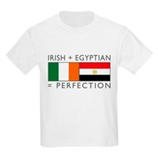Irish Egyptian flags T-Shirt