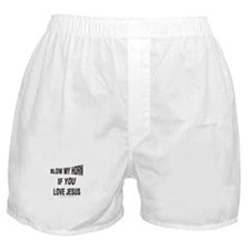 Blow My Horn Boxer Shorts