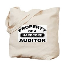 Hardcore Auditor Tote Bag