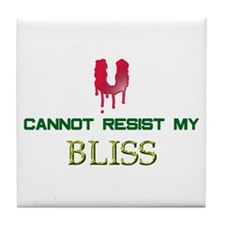 V: Bliss Tile Coaster