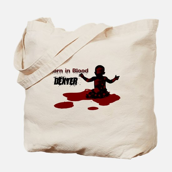 Dexter: Born in Blood Tote Bag