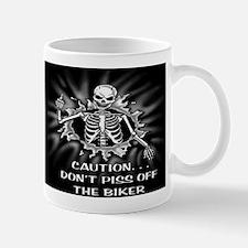 Dont piss off the biker Mug