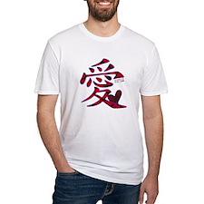 LOVE WRITTEN IN JAPANESE Shirt