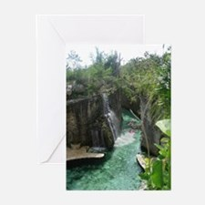 Underground Rivers Greeting Cards (Pk of 10)